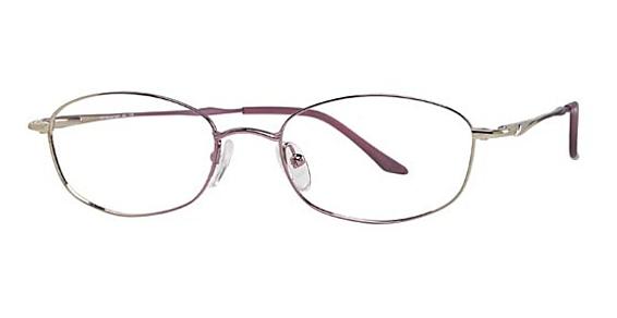 Silver Dollar Dede Eyeglasses