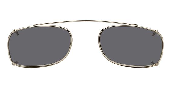 Hilco Sun Clips, Rectangle Sunglasses