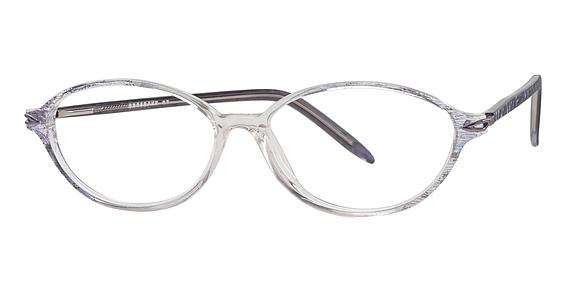 Silver Dollar Petal Eyeglasses
