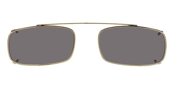 Hilco Enhancer Low Rectangle Eyeglasses