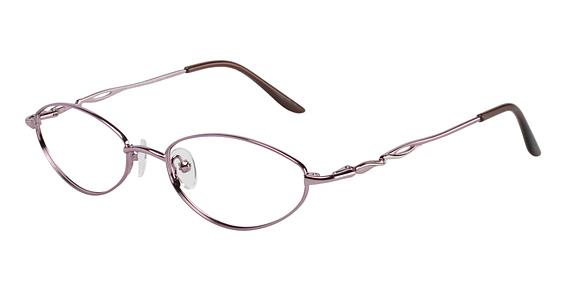 Silver Dollar Folly Eyeglasses