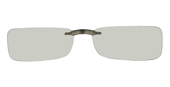 Adidas a509 Clip-On Eyeglasses