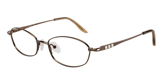 Silver Dollar Fiji Eyeglasses