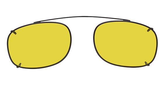 Hilco Enhancer Rectangle Eyeglasses