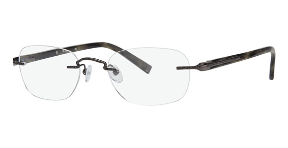 Totally Rimless TR 144 Brown