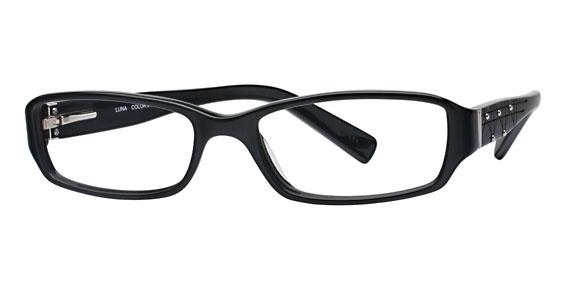Silver Dollar Luna Eyeglasses