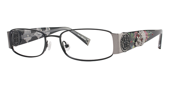Ed Hardy EHO711 Eyeglasses Frames