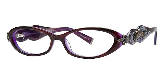 Ed Hardy EHO709 Eyeglasses Frames