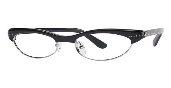 Silver Dollar Pixie Eyeglasses