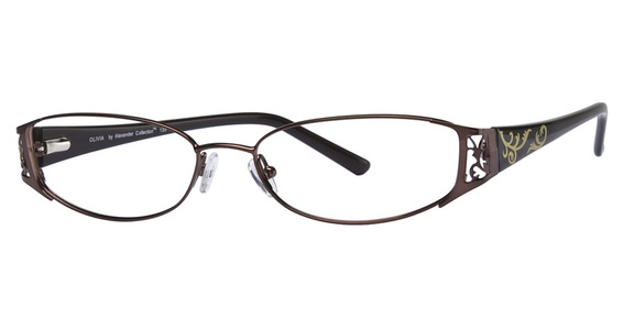 A&A Optical Olivia Eyeglasses