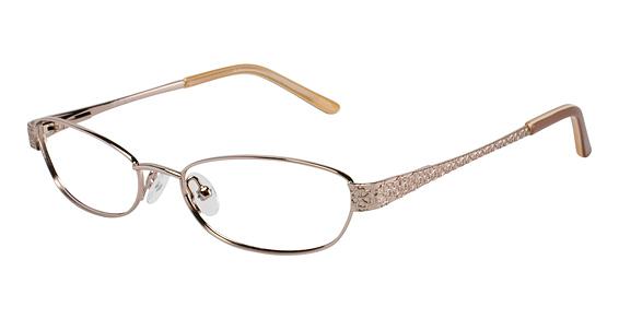 Silver Dollar Bambi Eyeglasses