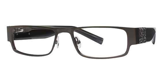 Silver Dollar Crow Eyeglasses