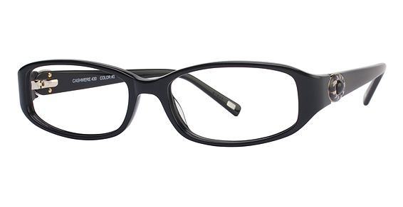 Silver Dollar Cashmere 430 Eyeglasses Frames