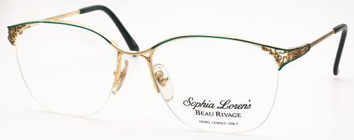 Sophia Loren Beau Rivage 16 Eyeglasses