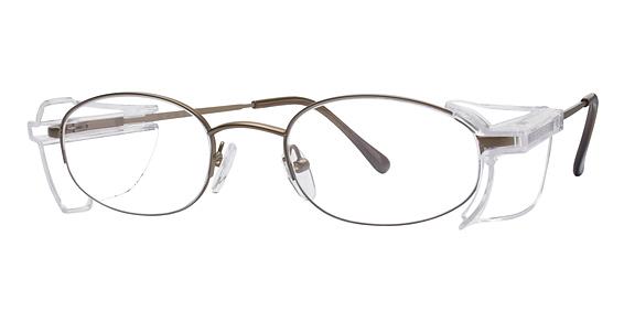 On-Guard Safety 214 side shield Eyeglasses