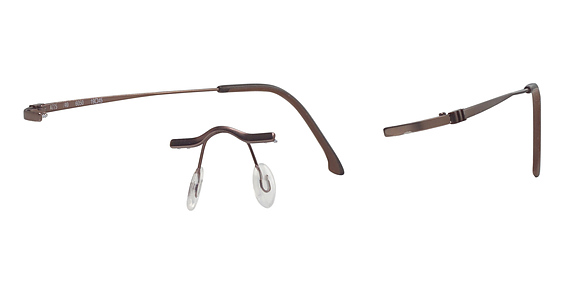 Adidas a775 Chassis Eyeglasses