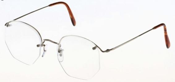 Eyeglasses Frame Temples : Savile Row Rimway 18Kt, Skull Temples Eyeglasses Frames