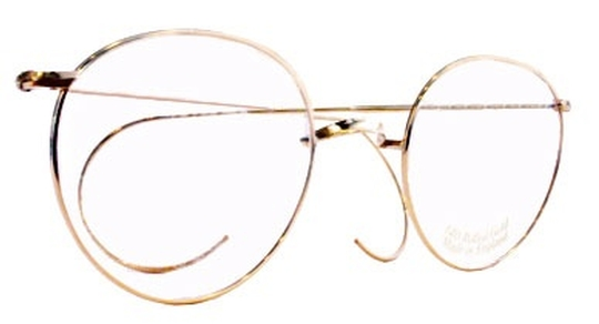 Savile Row Windsor 18Kt, Cable Temples