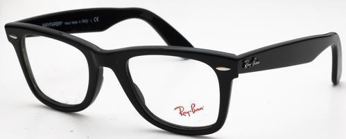 Ray Ban Glasses RX5121 Wayfarer Yellow Havana c2291