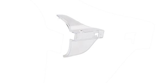 On-Guard Safety 205 side shield Eyeglasses