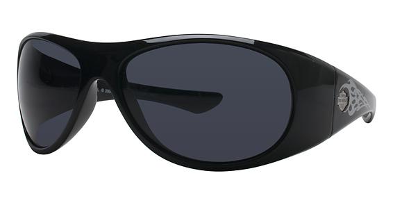 Harley Davidson HDX 819 Shiny Black