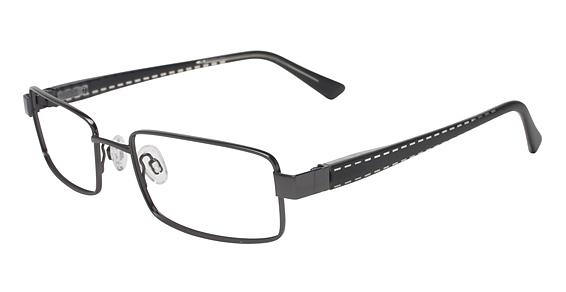 Silver Dollar Gibson Eyeglasses