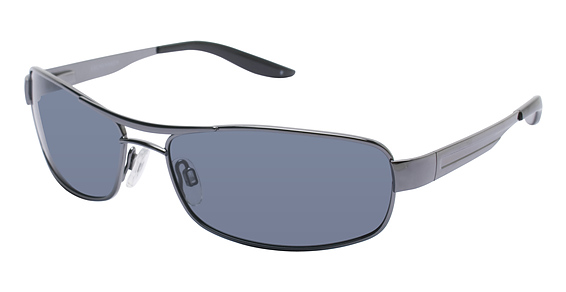 Humphrey's 586017 SHINY/MATTE BLACK POLARIZED