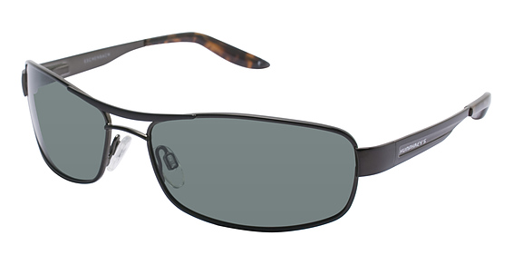Humphrey's 586017 SHINY GUNMETAL POLARIZED