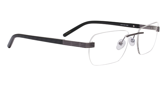 Totally Rimless TR 167 Dark Brown