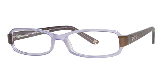 Daisy Fuentes Eyewear Daisy Fuentes Peace 410 TORT BROWN