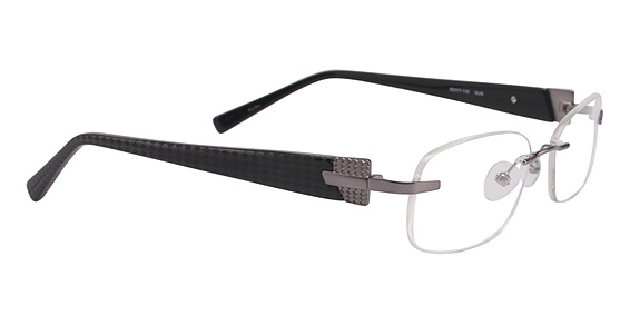 Totally Rimless TR 172 Brown