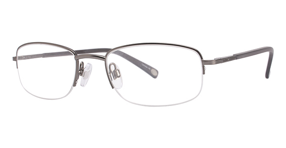 Field & Stream Elkhorn Gunmetal with Matte Charcoal Temples