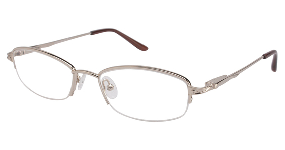 A&A Optical L5157-P Eyeglasses