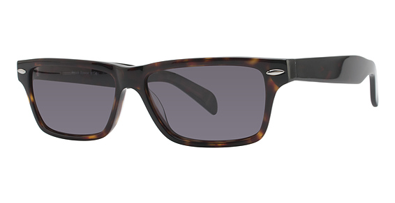 Capri Optics ART 406 DARK COFFEE MARBLE