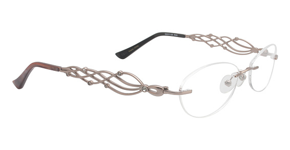 Totally Rimless TR 180 Rose