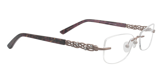 Totally Rimless TR 181 Brown