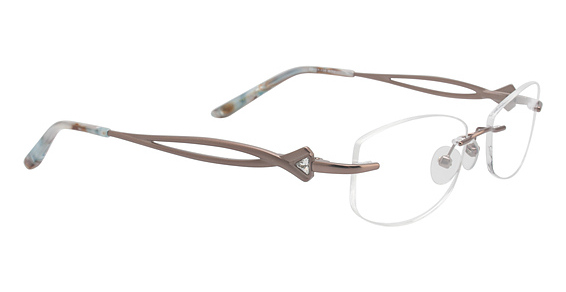 Totally Rimless TR 182 Rouge