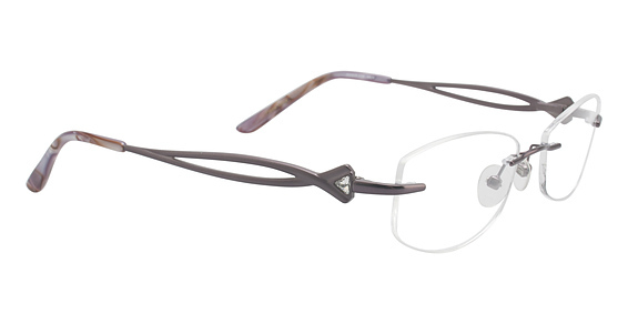 Totally Rimless TR 182 Matte Lavender