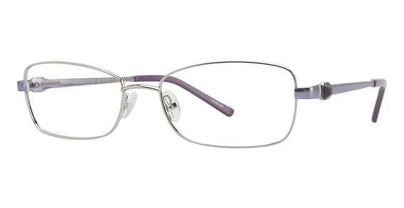 Joan Collins 9767 Silver/Lilac
