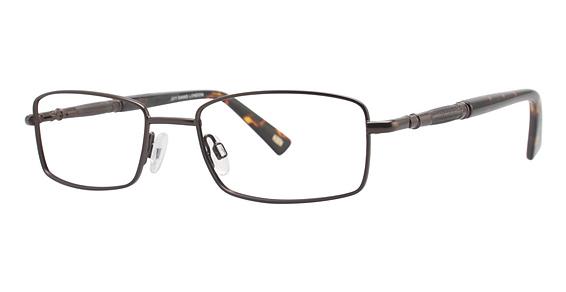 Jeff Banks Parsons Green Eyeglasses Frames