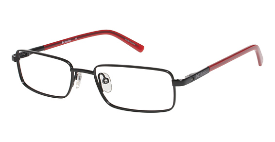 Columbia Raven 200 Black/Red