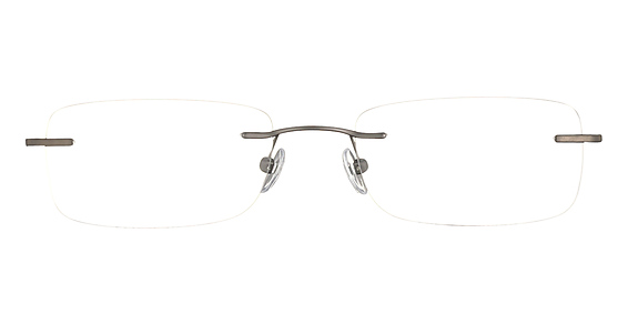 Totally Rimless TR 188 Antique Gunmetal