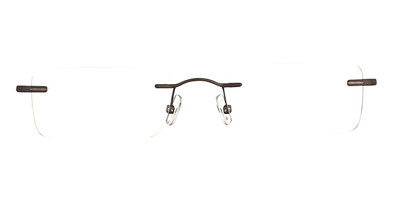 Totally Rimless TR 183 Black