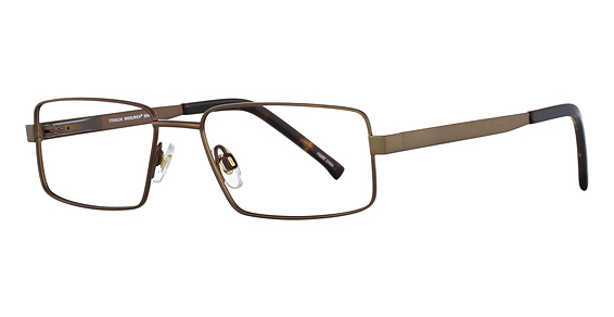 Woolrich Titanium 8848 Brown