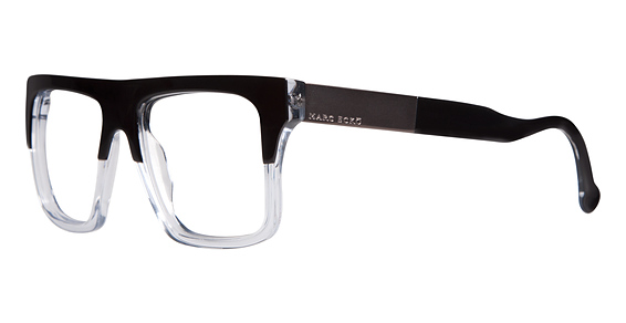Marc Ecko Framed BLACK CRYSTAL FADE