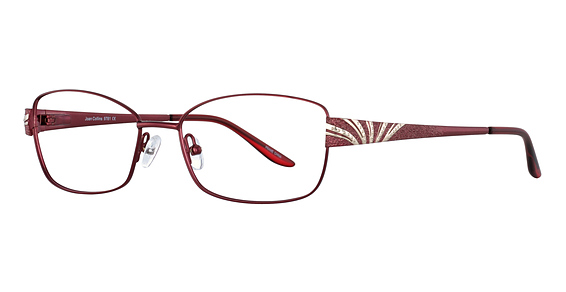 Joan Collins 9781 Burgundy