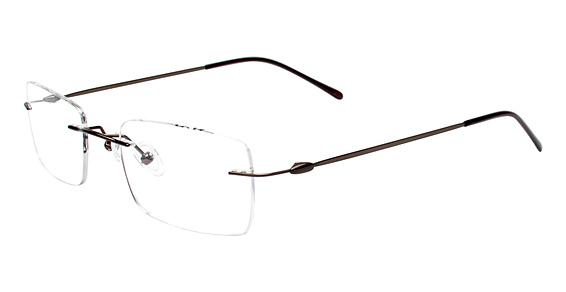 Silver Dollar BTCF3020 Eyeglasses