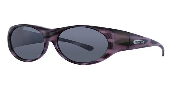 Fitovers Binya style Purple Zebra