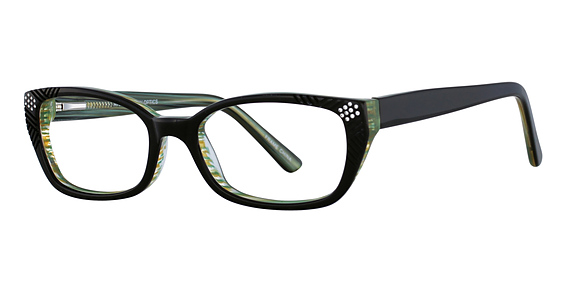 Reflections R750 Black/Green