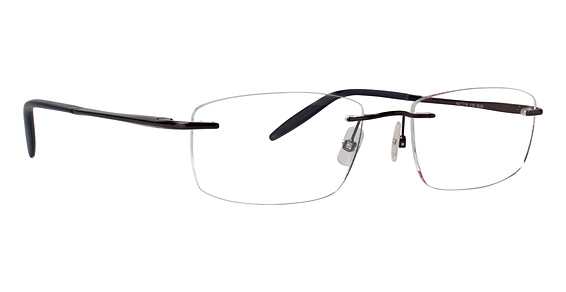 Totally Rimless TR 201 Gunmetal